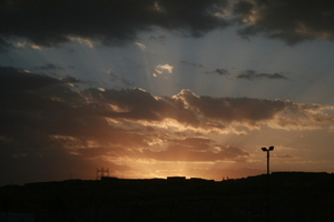 Sunset_in_ghor